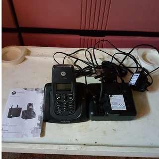 Motorola - Digital Cordless Telephone