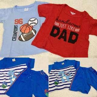 #ibuhebat Baju Kaos Anak Take all