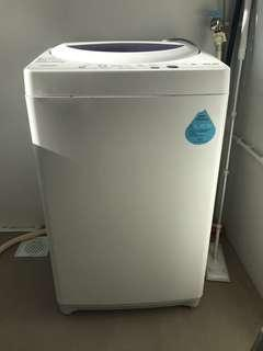Toshiba 6.5kg washing machine