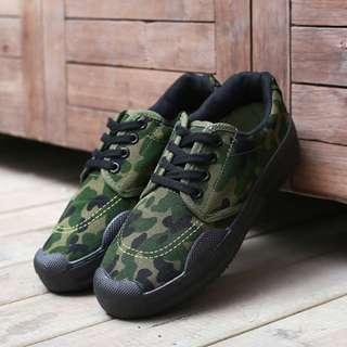 Military Camouflage Shoe