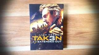 Taken 3 (Theatrical & Extended Cut Versions) [2015] DVD