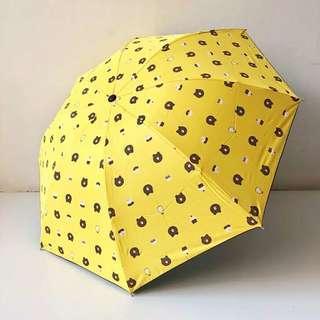 Umbrella Motif Import Payung Lucu Motif Payung Lipat Kecil