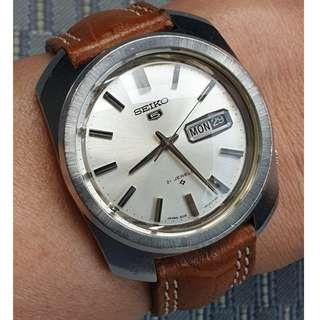 (A372) Vintage Rare Seiko Japan 6119 - 8220 Watch