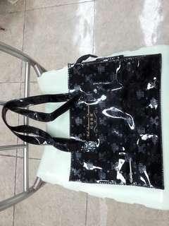 黑色 稻香 手袋