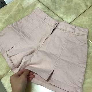 Dirty Pink short