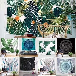 🚚 Tapestry Mat