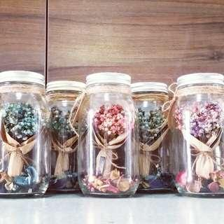 Made to Order - Jar Flowers