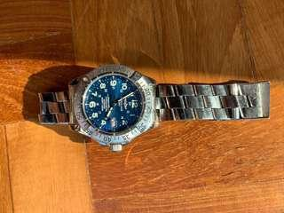 Breitling Superocean Automatic Watch