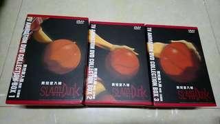 男兒當入樽DVD 1至101集全齊 另配送幽遊白書DVD