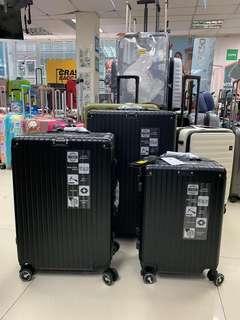 阿豪 再度補貨 性價比超高 Madic Polo 鋁框25寸 行李箱
