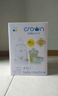 Crown Babycare Bottle and Babyfood Warmer #ibuhebat