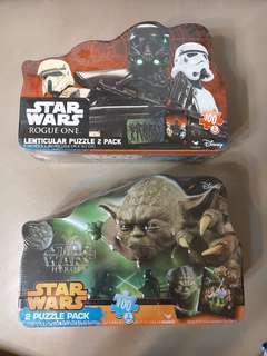 Star Wars 2 Puzzle Pack