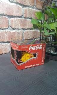 🚚 Vintage Coca-Cola Collector's Mug
