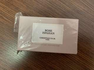Christian Dior perfumed soap - Rose Ispahan 50g