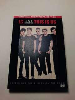One Direction This Is Me + 6 Exclusive Fan Cards