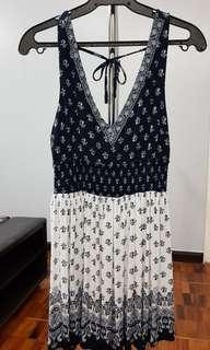 Aeropostale boho mini dress