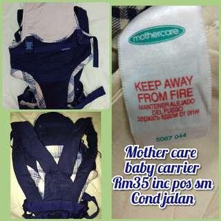 Baby carrier mothercare