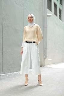 EMILEA PANTS WITH BELT