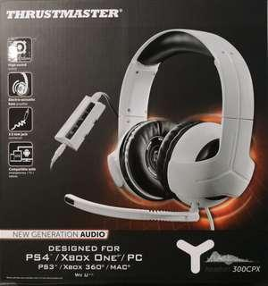 Thrustmaster Headset - Y300CPX