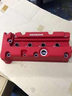 Wrinkle paint engine valve cover spray