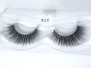 Silk false lashes