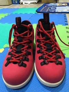 NATIVE FITZSIMMONS BOOTS 登山靴 雨鞋 23.5