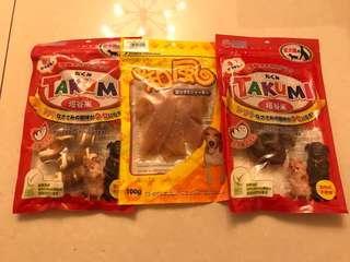 🚚 寵物狗狗 家犬零食takumi 塔谷米 、和風