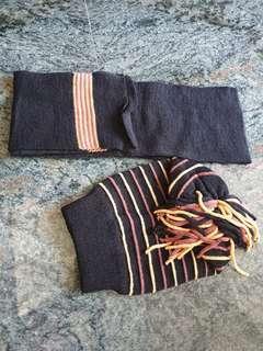 🚚 Winter hat & scarf set
