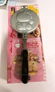 (模具) 正版日版 sanrio hello kitty Pancake 模
