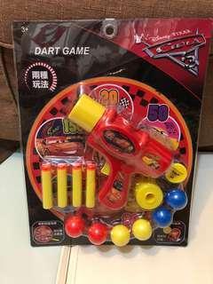 全新 Disney Pixma Dart Game