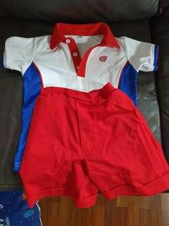 🚚 Sparkletots uniform