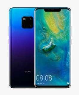 WTB : USED Huawei Phones P20 / P20 pro / Mate 20 / Mate 20 pro / Mate 20 X