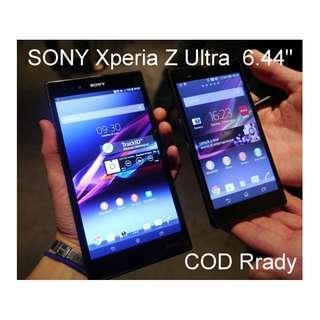 Sony Xperia Z Ultra 6.44吋 4G-LTE 手機 平板 COD Ready