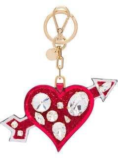 Miu Miu: Arrow Heart Keyring