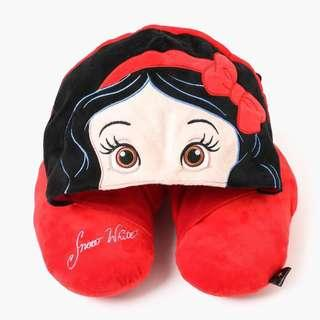 SALE‼️Disney Princess Snow White Neck Pillow with Hood