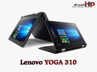 Cicil Laptop Lenovo Yoga 310 Tanpa Kartu Kredit