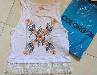 Colorbox Flower coachella style