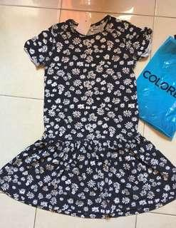 Colorbox daisy dress