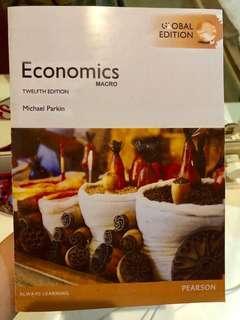 Macroeconomics Twelfth Edition Michael Parkin