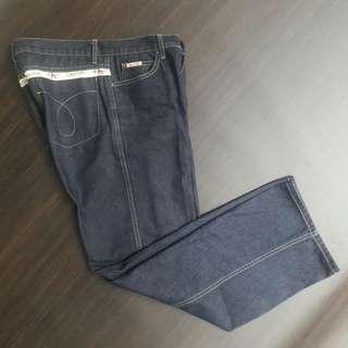 Celana Jeans Calvin Klein Original Italy