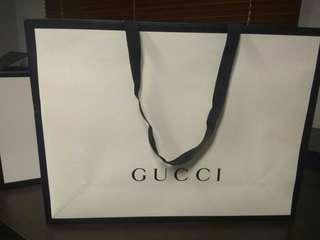 Paperbag Gucci