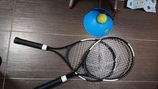 網球練習器