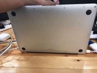 Macbook air 13inc mid 2013