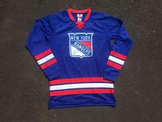 NEW YORK RANGERS NHL JERSEY HOCKEY