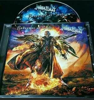 🚚 Judas priest (redeemer of soul) cd brand new