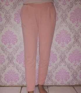 Pants Scuba Peach