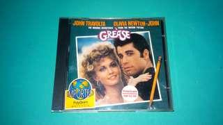 CD  The Original Sountrack From The Motion Picture GREASE