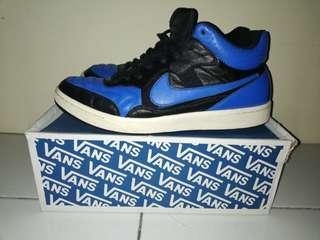 "Sneakers Nike Tiempo 94 Mid ""Royal Blue"" Bekas / Second / Used"