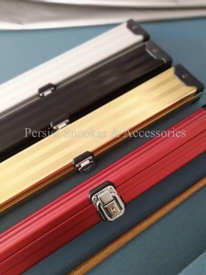 1 Piece High Quality Aluminium Snooker Cue Case