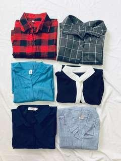 Tops/Shirts/Blouse Sales